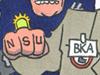 Karikatur der Woche 05: Rechts-Staat