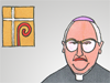 Karikatur der Woche 08 von Timo Essner: Meisners Pille danach