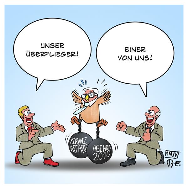 Bundespräsident Nachfolger Steinmeier