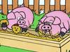 Bio-Schweine