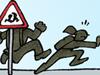 Polizei Verkehrspolizei Temposünder