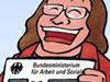 Andrea Nahles Armut Deutschland Reichtumsbericht