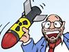 Martin Schulz Chulz SPD Atombombe Ramstein USA Atomkrieg Atomwaffensperrvertrag Atomwaffen Kernwaffen Deutschland