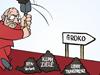 Angela Merkel Martin Schulz CDU SPD Groko Koko Wahlen BTW17 BPA Bisphenol-A Klimaziele Sondierungen