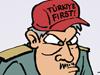 Türkei USA Lira Dollar Erdogan Trump Handelskrieg Währung Kursverlust Wirtschaft Politik Wirtschaftspolitik Entwicklung Türkiye