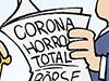 Corona Pandemie Epidemie COV19 COVID19 Deutschland Wirtschaft Börse DAX Weltuntergang Handel Logistik Zulieferer Rohstoffe Bauteile Industriestandort Chemie Pharma Export
