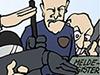 Polizei Polizeigewalt Polizeiproblem Rechtsextremismus Rechter Terror Terrorismus Verfassungsschutz Justiz Unabhängige Kontrolle Einzelfälle Einzelfall Einzeltäter Hufeisentheorie